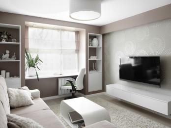 Kā iekārtot viesistabu – guļamistabu?