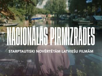 Rīgas Starptautiskajā Kino festivālā vairākas pirmizrādes starptautiski novērtētām latviešu filmām