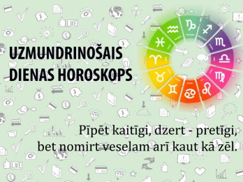 Uzmundrinošie horoskopi 10. janvārim