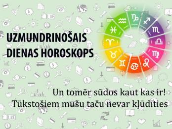Uzmundrinošie horoskopi 19. janvārim
