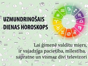 Uzmundrinošie horoskopi 8. februārim visām zodiaka zīmēm
