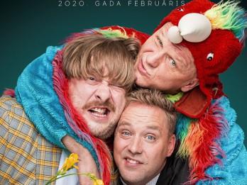 """Šodien pirmizrādi Latvijā un Lielbritānijā piedzīvos filma  """"Klases salidojums 2"""""""