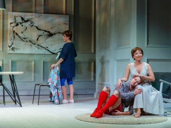 Valmieras teātris maijā ar divām izrādēm viesosies Rīgā