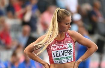 Velvere Francijā uzrāda sezonas desmito rezultātu pasaulē 800m skrējienā telpās