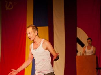 Intervija: Aktieris Kalle no sudrabkaļu un pulksteņmeistaru dzimtas