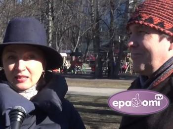 Video: Rīgā LIELO DIENU aicina sagaidīt jau saulei austot