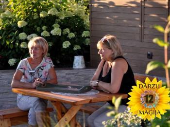 Video: Kā un kādu dārzu veidos Mežāzis? 12 DĀRZU MAĢIJA.