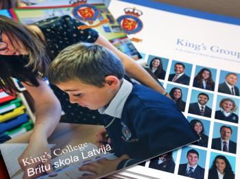 King's College direktore Adele Stenforda: Britu skola Latvijā būs vieta, kur apvienota akadēmiskā disciplīna un radošums