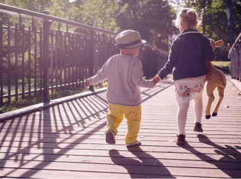 Padomi ērtākai ceļošanai kopā ar bērniem