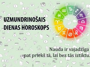 Uzmundrinošie horoskopi 6. aprīlim visām zodiaka zīmēm