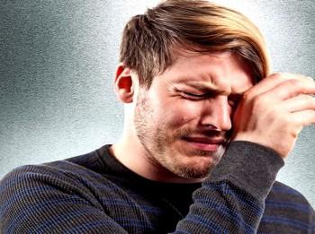 Ar mēru raudāt ir veselīgi