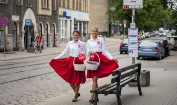 """""""Orkla Confectionery & Snacks Latvija"""" izsludina konkursu šokolādes dizaina soliņa izveidei Rīgā"""