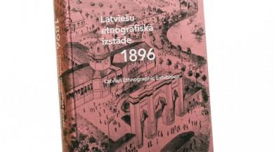 """Izdevniecība """"Neputns"""" sadarbībā ar Latvijas Nacionālo vēstures muzeju izdod grāmatu """"1896. Latviešu etnogrāfiskā izstāde"""""""