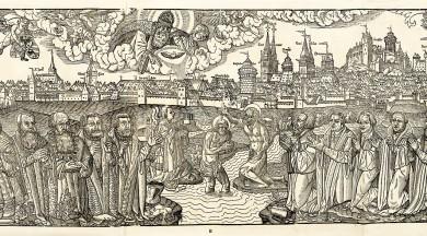 Reformācijai – 500 Rietumeiropas grafika. 15.–20. gadsimts