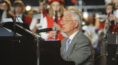 """Maestro Raimonds Pauls: """"Pūtēju orķestri man vienmēr ir patikuši!"""""""