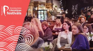 """Decembra sākumā Rīgā notiks ikgadējais starptautiskais literatūras festivāls """"Prozas lasījumi"""""""