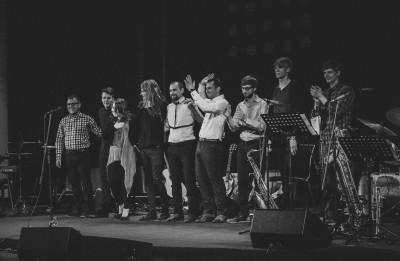 """Latvijas džeza jaunā paaudze – """"Kristīne Prauliņa & Friends"""". Intervija"""