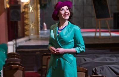Aktrise Marija Bērziņa par cilvēka rakstura iezīmēm