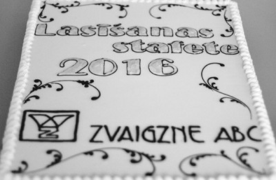 """Kā bērni no visiem Latvijas novadiem grāmatas lasīja – noslēgusies """"Lasīšanas stafete 2016"""""""