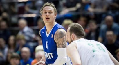 """Timma un Bērziņš produktīvi, """"Zenit"""" <i>play-off</i> sāk ar smagu uzvaru"""
