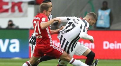 """Rudņevam 15 minūtes uzvarā; """"Bayern"""" atkal neizšķirts"""