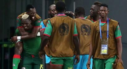 Burkinafaso sarūgtina Ganu un izrauj bronzu Āfrikas Nāciju kausā