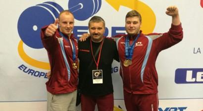 Latvijai uzvara Eiropas čempionātā junioriem