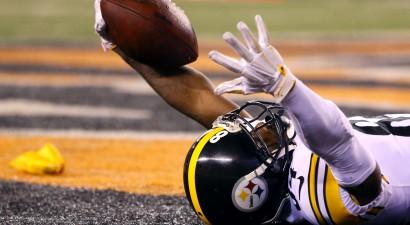 """NFL 13. nedēļa noslēdzas ar """"Steelers"""" uzvaru"""
