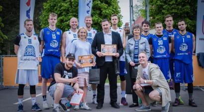"""Pirmā ceļazīme uz """"Ghetto Basket Ventspils Challenger"""" tiks izspēlēta 26. maijā Ogrē"""
