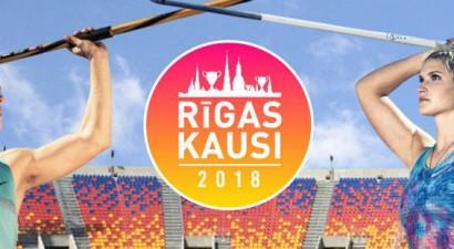 """Atjaunotajā Daugavas stadionā notiks gada vērienīgākās sacensības """"Rīgas kausi"""", tiešraide Sportacentrs.com"""