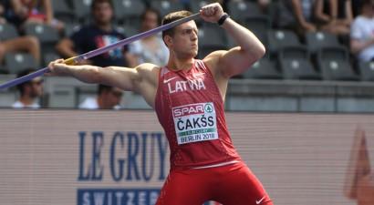 Čakšs ar 83.41 m tālu metienu uzvar Čehijā