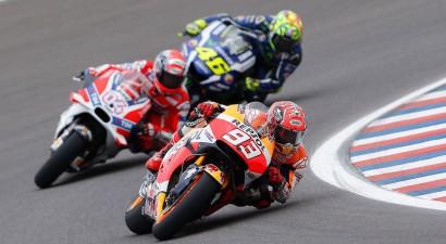 """Nākamgad """"MotoGP"""" čempionātā par vienu komandu mazāk"""