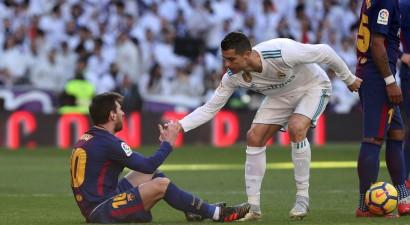 """Ronaldu: """"""""Juventus"""" ir vislabākais kolektīvs, pēc Mesi neskumstu"""""""