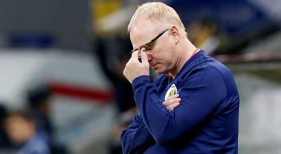 Maklīšs pamet amatu, Skotijai jāmeklē jauns treneris