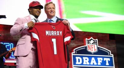 MLB drafta devīto numuru Mareju NFL izvēlas kā pirmo