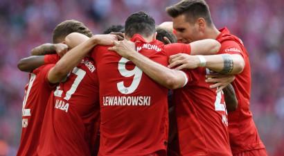 """Riberī un Robens atvadās ar vārtiem, """"Bayern"""" septītais tituls pēc kārtas"""