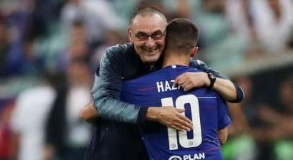 "Sarri iecelts par Turīnas ""Juventus"" galveno treneri, Toti aizies no ""Roma"""
