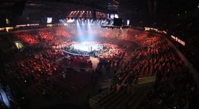 Par Supersērijas boksa šovu Rīgā rekordliela mediju interese