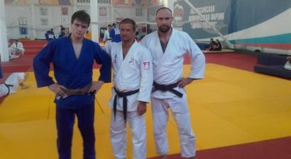 Džudistam Zarudņevam bronzas medaļa Eiropas junioru čempionātā