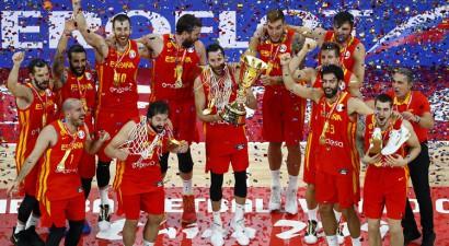 Spānija dominē pār Argentīnu un izcīna Pasaules kausu