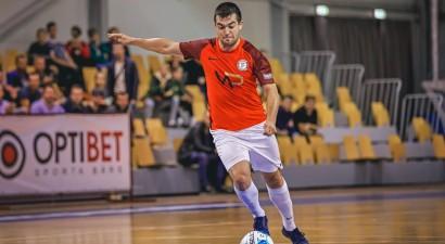 """""""Petrow"""" Salaspilī iesit 19 vārtus, uzstādot jaunu Virslīgas """"play-off"""" rekordu"""