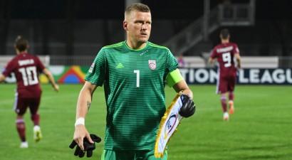 Ilggadējais Latvijas izlases kapteinis Vaņins apsver domu par karjeras beigšanu