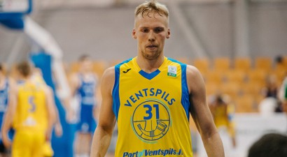 Jānis Bērziņš pievienojas Polijas čempionei un spēlēs VTB līgā