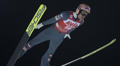 Sato un Krafts uzvar Pasaules kausa sacensībās tramplīnlēkšanā ar slēpēm