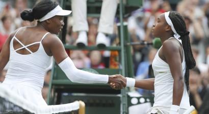 """Venusa pret Koko un čempionu spēles """"Australian Open"""" pirmajā dienā"""