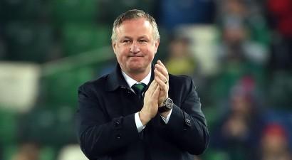 Pirms Eiropas čempionāta kvalifikācijas <i>play-off</i> O'Nīls pamet Ziemeļīrijas izlasi