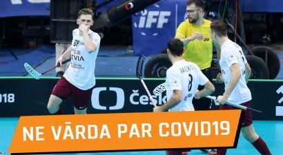 """Izlases uzbrucējs Kovaļevskis: """"Mērķis - spēlēšana Somijas augstākajā līgā"""""""