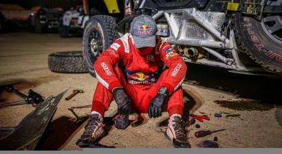 Lēbam Dakaras rallijs beidzies