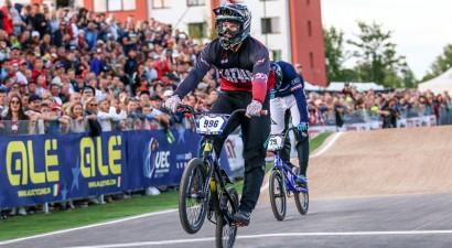 Šovasar Valmierā plānoti Eiropas kausa posmi BMX