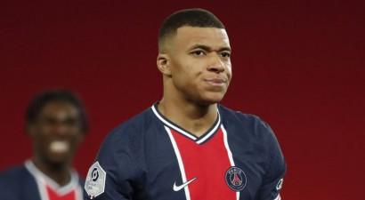 """PSG pēc """"Barcelona"""" sagraušanas atgriežas realitātē un otro reizi sezonā zaudē """"Monaco"""""""